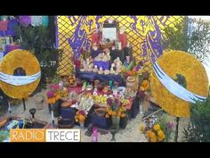 Spanish videos for kids: Day of the Dead. Reportaje día de muertos. #Hispanic culture #Mexico https://www.youtube.com/watch/?v=g_wg3y5n11k
