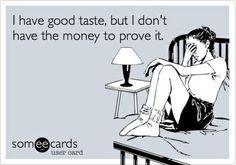 SO true. SO me.