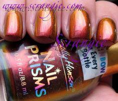 Sally Hansen Nail Prisms - Amber Ruby
