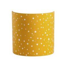 applique jaune moutarde fabuleuse factory 35 range ta chambre - Applique Pour Chambre Bebe