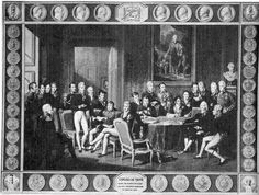The practices of enlightened despotism were not entirely reestablished. Despite the complaints of unbending legitimists and the dire predictions of disappointed reformers, the peacemakers succeeded in creating a new political order in Germany that endured for half a century. The long years of war and unrest that had convulsed Europe during the era of the French Revolution and Napoleon were followed by even longer years of stability and tranquillity.