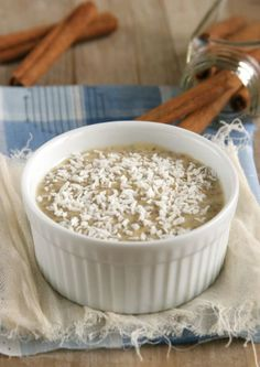 Sweetener-Free Cinnamon Chia Pudding - Can't wait to try this!