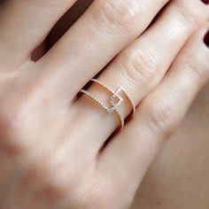 Moonstone Engagement Ring white gold Unique Engagement Ring Vintage Diamond Wedding Twisted Bridal set Stacking Anniversary Gift for Women - Fine Jewelry Ideas - Ideen finanzieren Diamond Rings, Diamond Jewelry, Gold Jewelry, Jewelry Rings, Gold Rings, Fine Jewelry, Gold Bracelets, Jewelry Ideas, Gold Finger Rings