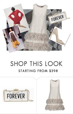 """Untitled..."" by jo-anna-jarvis ❤ liked on Polyvore featuring Kate Spade, Lela Rose, Norma Kamali and Marco de Vincenzo"