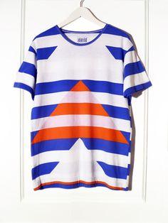 Classic t-shirt, print AT