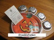 Wilton Jack O Lantern Character Cake Pan and 4 Mini Singles : KTs Added Values, Your Mom and Pop Online Store