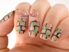 The Digital Dozen does Countries and Cultures: Day 4 – Jerusalem Graffiti Nails, Culture Day, Love Nails, Jerusalem, Nail Art Designs, Manicure, Nail Polish, Countries, Digital