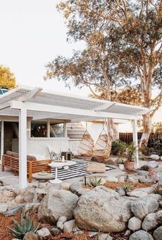 If you are looking for Outdoor Living Spaces, You come to the right place. Here are the Outdoor Living Spaces. This post about Outdoor Living Spaces was posted under. Outdoor Spaces, Outdoor Decor, Outdoor Ideas, Pergola Designs, Porch Designs, Backyard Patio, Backyard Landscaping, Interior And Exterior, Interior Design