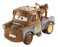 Cars 2 Spy Shifters Transforming Mater by Mattel. $16.30. Spy Shifters Mater is ready for any secret mission!. Includes top secret features like missiles that pop out, tires that flip up and much more!. Kids will love reenacting their favorite scenes from the movie. Watch him transform for action right before your eyes. Inspired by the new hit Disney/Pixar film, Cars 2. From the Manufacturer                Cars 2 Spy Shifters Transforming Mater: Inspired by the new ...