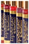 Lipsense by Senegence. This stuff won't rub or kiss off. I swear by it! for more info  http://www.facebook.com/cowboysweetheartboutique?ref=hl