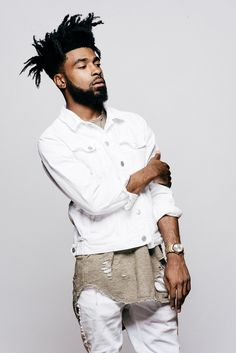 alex d rogers High Top Fade, Beautiful Dreadlocks, Gorgeous Black Men, Dreads Styles, Black Men Hairstyles, Bae, Dreadlock Hairstyles, Black Hair, Natural Hair Styles