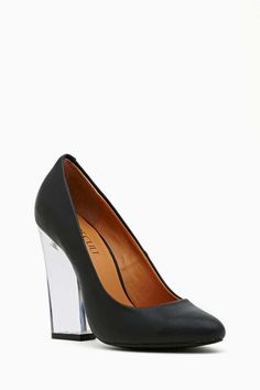 Shoe Cult Minx Pump - Black