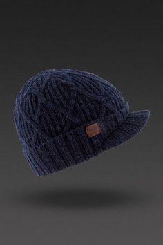 3c1cfe3984c Coal - Yukon Brim Beanie for sale on The Clymb Stylish Caps