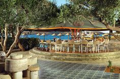 Porto Elounda Deluxe Resort in Greece