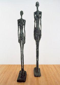 Alberto Giacometti - sculptures