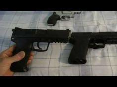 HK45 & USP45 Recoil. HK45. USP45