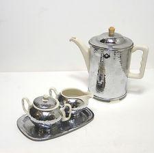 50er Jahre Klassiker Furstenberg Kanne Isolierkanne Set Kaffeekanne 1 Liter Kaffeekanne Kaffee Haushalt