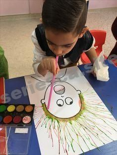 Feb Crafts for your preschool classroom. Fun craft projects for kids. Paint, paper, glue, scissors and more for tons of crafting fun! Kids Crafts, Summer Crafts, Toddler Crafts, Projects For Kids, Diy For Kids, Arts And Crafts, Crafts With Baby, Children Art Projects, Painting Crafts For Kids
