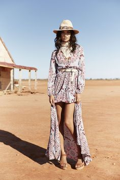 Spell & The Gypsy Collective Revolver featuring Shanina Shaik