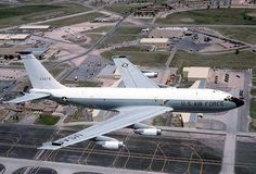 USAF EC-135 Looking Glass | USAF EC-135 Looking Glass: Strategic Air Command's airborne command ...