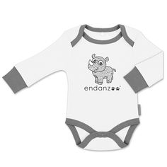 4a88974a967 Organic Long Sleeve Onesie - Ray And Its Origin. Endanzoo