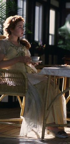A través de Angela Turra 'Titanic' - Rose played by Kate Winslet