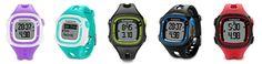 Il nuovo GPS sport watch da polso di casa Garmin, studiato per chi si avvicina al mondo della corsa ma vuole un approccio leggero e affidabile per il proprio allenamento. Oltre alle funzioni per il running, Garmin Forerunner 15 mette a disposizione