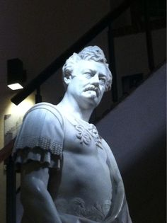 :) I found a majestic marble sculpture of Ron Swanson at the Walnut Street Theatre in Philly ~ Rob Swanson, Ron Swanson Quotes, Funny P, Hilarious, Walnut Street Theater, Parks And Recs, Motivational Posters, Parks And Recreation, What Is Life About