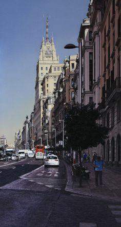 Dani Cuervo - Madrid Gran Vía