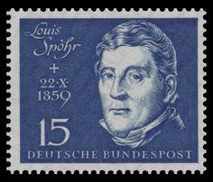 Louis Spohr (05/04/1784 - 22/10/1859)