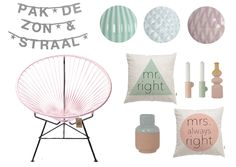Stijlkaart: Pastel tinten! | Stek Magazine | FestAmsterdam | FermLIVING | Condesa | Spring