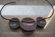 Recreation Fimologique - AB.Création: Tutorial mount lenses on Buna