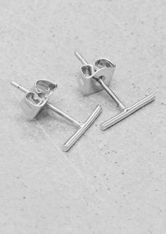 & Other Stories | Small Bar Studs