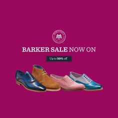 Barker sale now on! We've added over 300 pairs of shoes to our Barker sale this week. Shop now. #barkershoes #robinsonsshoes #barkersale Harris Tweed, Blue Suede, Shoe Sale, Cole Haan, Calves, Shop Now, Oxford Shoes, Dress Shoes, Pairs
