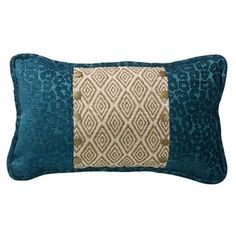 Shop for Ikat and Leopard Accent Pillow. Free Shipping on orders over $45 at Overstock.com - Your Online Home Decor Outlet Store! Get 5% in rewards with Club O!