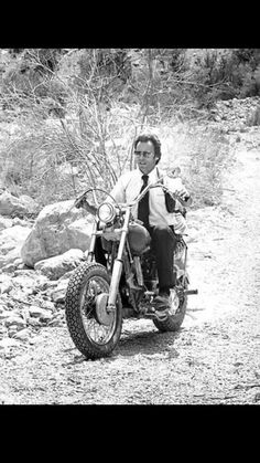 clint eastwood rides