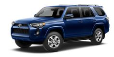 The 2015 Toyota 4Runner offers an excellent mix of on- and off-road capability for daily commutes and weekend trips in the Great Outdoors!
