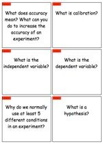 Revision GCSE Science A (Core) Chemistry