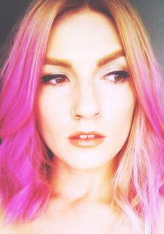 #pink <3 Photo And Video, Hair, Pictures, Instagram, Pink, Photos, Pink Hair, Strengthen Hair, Roses