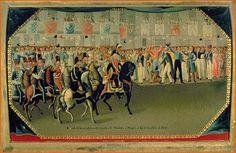 Cabezas de Aguila: La Consumación de la Independencia y la proclamación de Agustín I en Guanajuato.