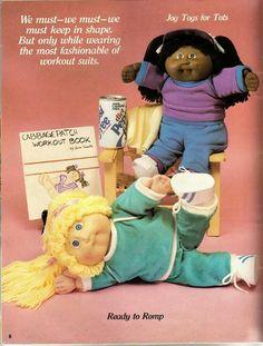 Cabbage Pach Kids