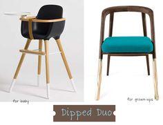 dipped legs