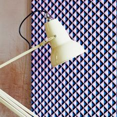 Eley Kishimoto introduces its first  hand-printed wallpaper collection