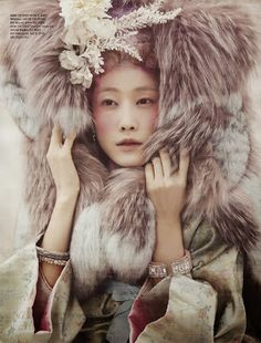 photographed by koo bon chang for vogue korea, january 2014.