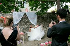 Marion and Jean-Baptiste, mariage en Provence