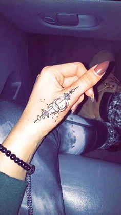 2017 trend Tattoo Trends - 31 Unique Henna Tattoo Designs For Women. tattoo ideas collar bone Tattoo Trends – 31 Unique Henna Tattoo Designs For Women… Love Tattoos, Body Art Tattoos, New Tattoos, Small Tattoos, Thumb Tattoos, Cool Henna Tattoos, Wing Tattoos, Girly Tattoos, Henna Tattoo Designs