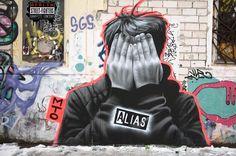 Street Art par MTO