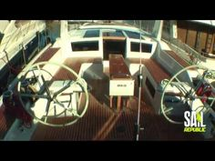 Grand soleil 46 LC Deck by Sail Republic Magazine