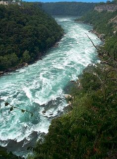White Water Walk - Niagara Falls