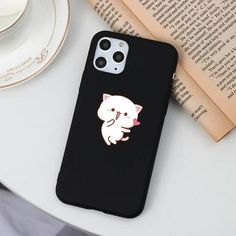 $9.48 | Cat Cute Drinks Cute Phone Cases For iPhone 11 Pro Max XR X 6 6S S 7 8 Plus 5 5S SE Case Soft TPU For iPhone XS Max Case Cover Fundas Iphone 8 Plus, Cases Iphone 6, Girl Phone Cases, Phone Cases Iphone6, Cute Phone Cases, Iphone 4, Free Iphone, Phone Covers, Galaxy S3